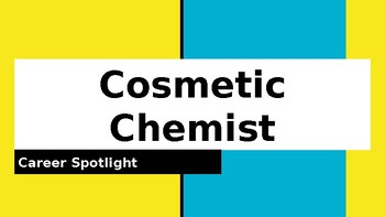 Career Spotlight: Cosmetic Chemist