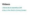 Career Spotlight: Culinary Arts