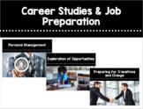 Career Studies & Job Preparation Bundle
