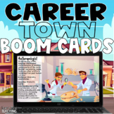 Career Town BOOM cards