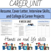 Career Unit--Resume, Interview, Cover Letter, Career Resea