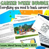 Career Week Bundle for School Counselors