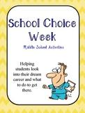 Career Week -- Middle School Edition