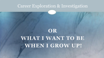 Career and College Readiness PowerPoint Guidance Lesson In