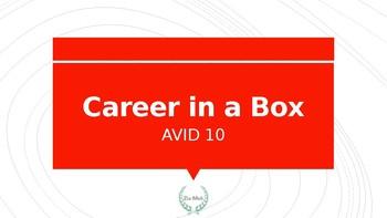 Career in a Box, AVID