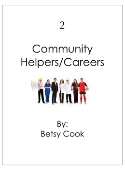Career/Community Helpers 2
