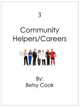 Career/Community Helpers 3