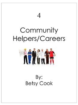 Career/Community Helpers 4
