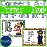 Careers A to Z Posters Career Exploration