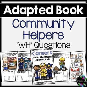 Careers Adapted Book (WH Questions)