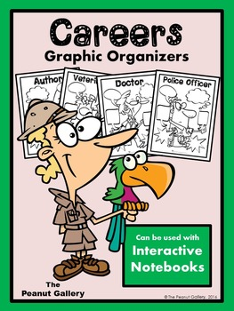 Careers Graphic Organizers