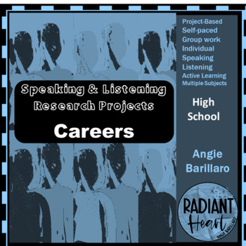 Speaking & Listening Projects : Careers