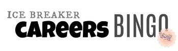 Careers Ice Breaker BINGO