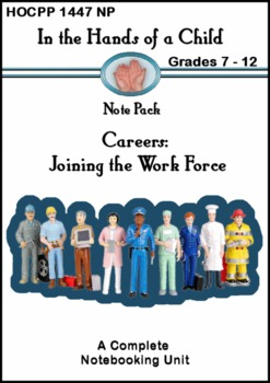 Careers: Joining the Workforce: A Thematic Unit