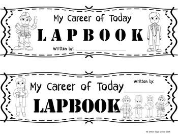 Careers Lapbook