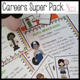 Careers Super Pack- Savvy School Counselor