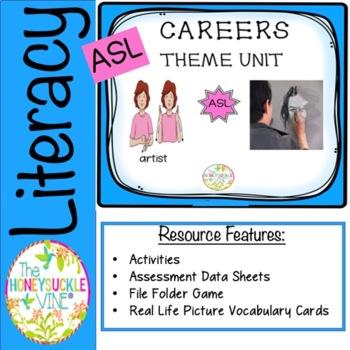 Careers Theme Unit