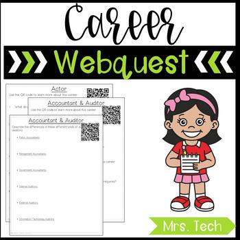 Careers Webquest