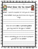 Careers : What Shoes Will You Wear by Julia Cook