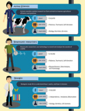 Careers With Animals Posters Set of 3 online STEM activiti