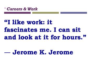 Careers & Work posters