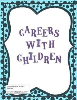 Careers Working With Children Digital Presentation Assignment