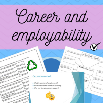 Careers and Employability - Full Lesson