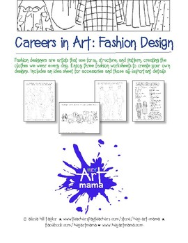 Careers in Art: Fashion Design