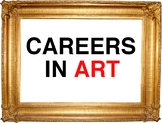 Careers in Art- Poster Set for Elementary Art Classroom/ A