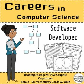 Careers in Computer Science - Software Developer