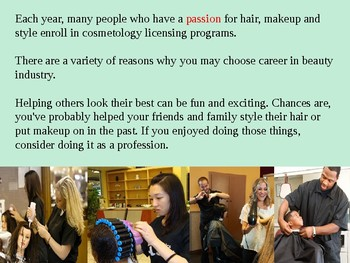 Careers in Cosmetology