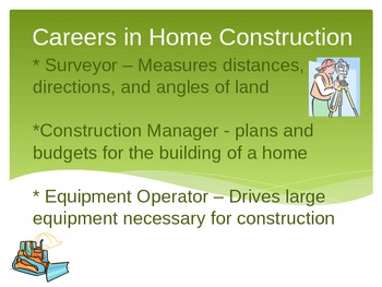 Careers in Housing and Interiors