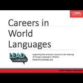 Careers in Languages Presentation