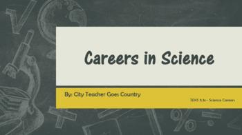 Careers in Science PowerPoint
