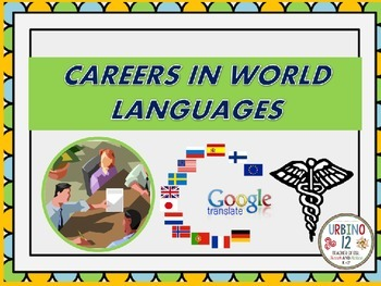 Careers in World Languages