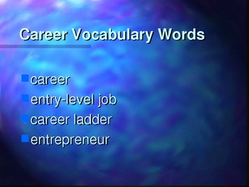 Careers related to Foods ~ Foods Careers PowerPoint by Kim Townsel