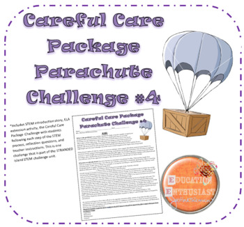 Careful Care Package STEM Challenge