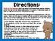 Careful Little Bear – Word Building – Words with air, are, ear