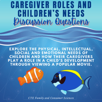 Caregiver Roles and Children's Needs Using Finding Nemo Discussion Questions