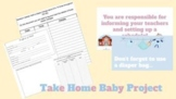 Caregiving & Parenting - Take Home a Baby Digital or In-Person Project