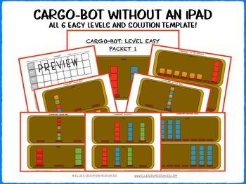 Cargo-Bot Level Easy Packet