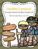 CariBoo Campout: A *FREE* Camp-Themed CariBoo Companion