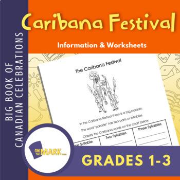 Caribana Festival Lesson Plan Grades 1-3