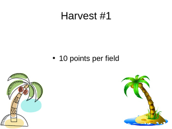 Caribbean Economy Simulation (Supply and Demand/Single Crop)