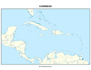 Caribbean Geography Quiz