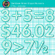 Caribbean Green Math Numbers Clip Art {Great for Classroom Decor & Resources}