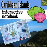 Caribbean Islands Interactive Notebook