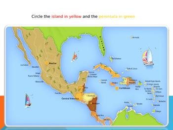 Caribbean Lesson