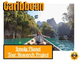 Caribbean Travel Internet Research Project