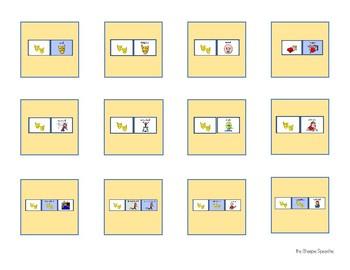 Cariboo: AAC UNITY 60 Sequenced Companion, EMOTIONS